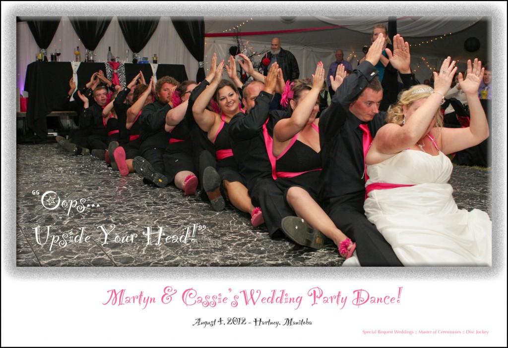 Martyn & Cassie's Wedding