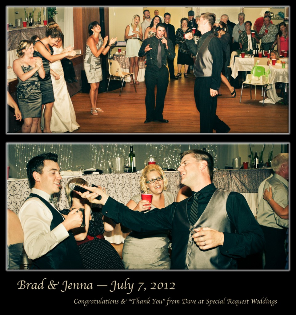 Brad & Jenna's Wedding