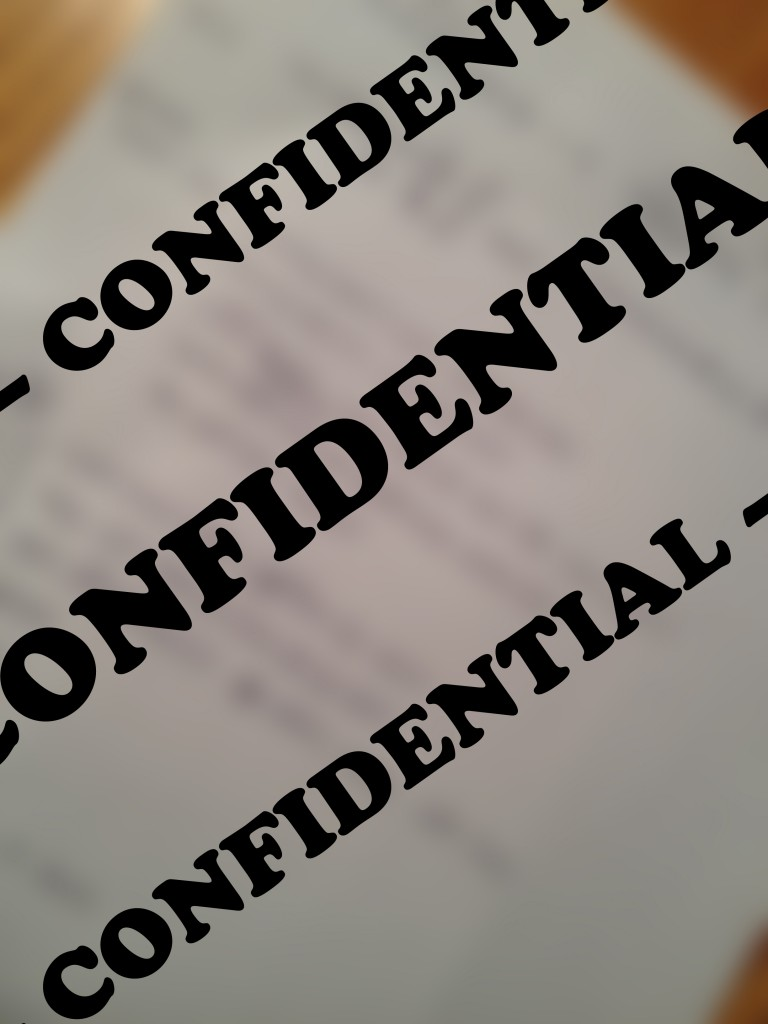 The Plan CONFIDENTIAL